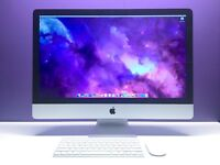 SLIM Apple iMac 21.5 inch / OSX-2018 / Quad Core i5 / 1TB / 3YR WARRANTY!