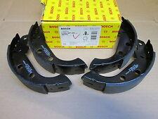 Citroen zx frein arrière chaussures kit bosch 0986487243