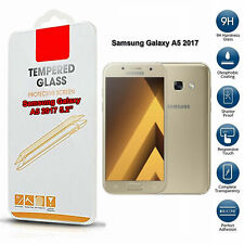 Tempered Glass Mobile Phone Screen Protector For Samsung Galaxy A5 2017