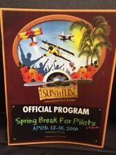 Sun 'n Fun Fly-In Airshow 2010 Event Program