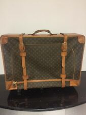 Vintage Louis Vuitton Brown Monogram Luggage- Suitcase Luggage