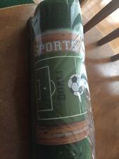 Soccer Area Rug 30' X 50'