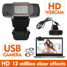 USB HD Web Camera Webcam Video Recording with Microphone For PC Laptop Desktop