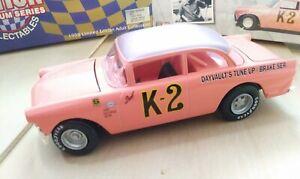 Dale Earnhardt, Sr. K-2 Dayvault's Tune Up & Brake 1/24 ELITE 1956 Ford Victoria