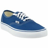Vans Authentic Skate Shoes - Blue - Mens