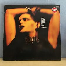 LOU REED Rock N Roll Animal 1981 UK vinyl LP EXCELLENT CONDITION live and