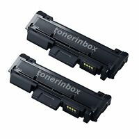 2pk MLT-D118L MLTD118L Toner Cartridge For Samsung 118L Xpress M3015DW M3065FW