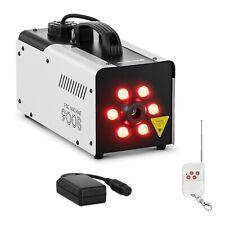 Nebelmaschine Fog-Maschine Bühneneffekte 900W 141,6m³ -LED 6 x 3W DMX-Anschluss