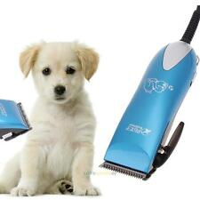 25W Low-noise Electric Animal Pet Dog Cat Hair Trimmer Shaver Grooming Clipper #