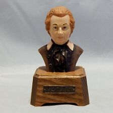 Anri Wood Mozart Reuge Music Box