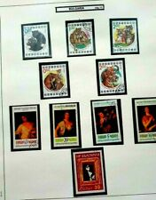 Postal Stamp - Bulgaria-Album of - 130 Postal Stamp