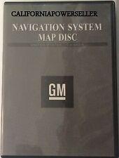 2003 2004 2005 2006 2007 GM HUMMER H2 H3 SUT NAVIGATION MAP DISC CD DVD CANADA