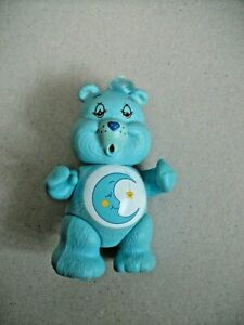 Vintage Bedtime Bear Care Bears Figure/Moon and Star Design-dated 1983
