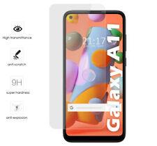 Protector Cristal Templado para Samsung Galaxy A11 Vidrio
