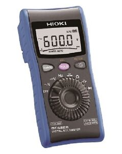 HIOKI - DT4222 True-RMS Digital Multimeter