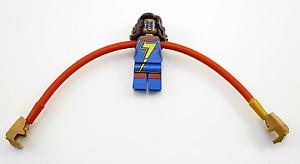 Lego Ms. Marvel 76076 Avengers Super Heroes Minifigure