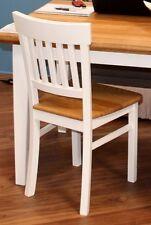 Esszimmer Stühle Küchen Stuhl Buche weiß Wildeiche geölt Holzstuhl Landhaus