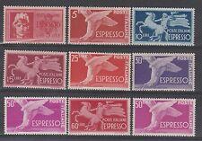 FRANCOBOLLI 1945/55 REPUBBLICA EX MNH Z/4190