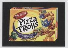 2013 Topps Wacky Packages All-New Series 11 Black Canvas #27 Pizza Trolls 0j6