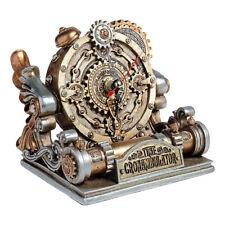 Alchemy Gothic Time Chronambulator Mantle Uhr - Wohnaccessoire Dekoartikel