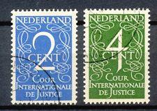 Nederland Dienst 25 - 26 gestempeld (6)