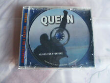 Queen   Promotional   CD    Single   Heaven   For   Everyone    1995