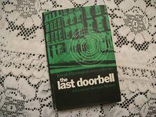 The Last Doorbell -A Lieutenant Kerrigan Mystery (Joseph Harrington, 1969 HC/DJ)