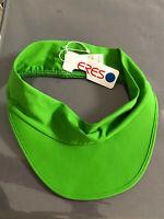 luxueuse casquette visière ERES vert pomme NEUF ÉTIQUETTE