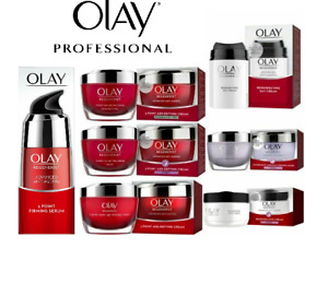 Olay Regenerist Advanced Anti-Ageing 3 Point Age-Defying Creams & Serum