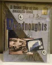 Dreadnoughts-A Great War at Sea scénario Livre-Scellé