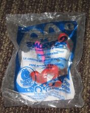 2013 The Smurfs 2 McDonalds Happy Meal Toy - Papa Smurf #1