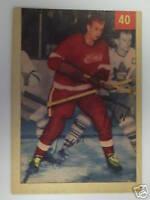 1954-55 PARKHURST GLEN SKOV card #40  54-55
