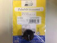+++ ESU 50332 Lautsprecher 23mm, rund  4 Ohm