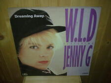 "W.L.D Featuring JENNY G dreaming away 12"" MAXI 45 T"