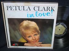 "Petula Clark ""In Love"" LP"