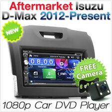Car DVD Player For Isuzu D-Max USB MP3 CD Stereo Radio Fascia Facia Kit ISO DMax