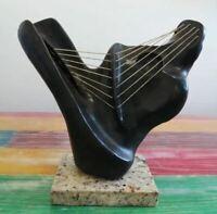 """Henry Moore Messingskulptur """" Mother """" Unterzeichnet Und Nummeriert"""