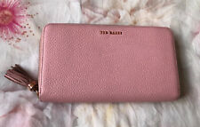 Ted Baker Pink Leather Purse