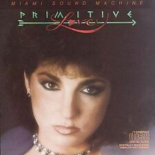 Primitive Love by Miami Sound Machine (CD, Jan-1986, Epic)