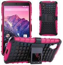 GizzmoHeaven Google Nexus 5 Shock Proof Phone Case Heavy Duty Hard Stylish With