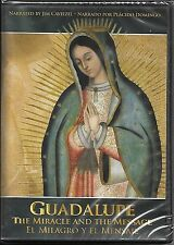 Guadalupe: The Miracle and the Message - NIB DVD