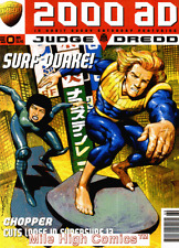 2000 A.D. (MAGAZINE) (1977 Series) #969 Very Fine