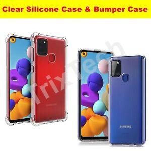 Case For Samsung A21s A51 A71 A20e A42 A51 A01 Cor Silicone Gel Shockproof Cover