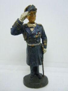Lineol Elastolin führende Persölichkeiten Großadmiral grüßend von Elastolin RAR