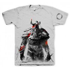 Ga217344 The Elder Scrolls Online Tribesman of The Nords Large T-shirt Grey