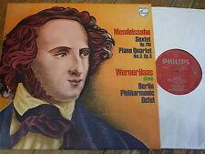6500 170 Mendlessohn Sextet etc. / Haas / Berlin Philharmonic Octet