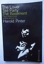 The Lover. Tea Party. The Basement:Two Plays and a Film Script by Harold Pinter