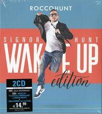 ROCCO HUNT SIGNORHUNT WAKEUP EDITION DOPPIO CD NUOVO SIGILLATO