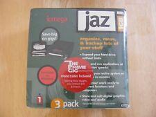 IOMEGA Jaz 1GB disk 3-pack - New in Box