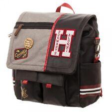 Harry Potter Hogwarts Alum Utility Bag Crossbody Messenger Laptop Case-BioWorld